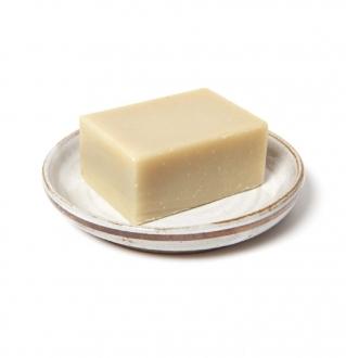 Porte savon en céramique